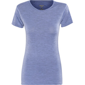 Devold Breeze T-Shirt Dames, bluebell melange